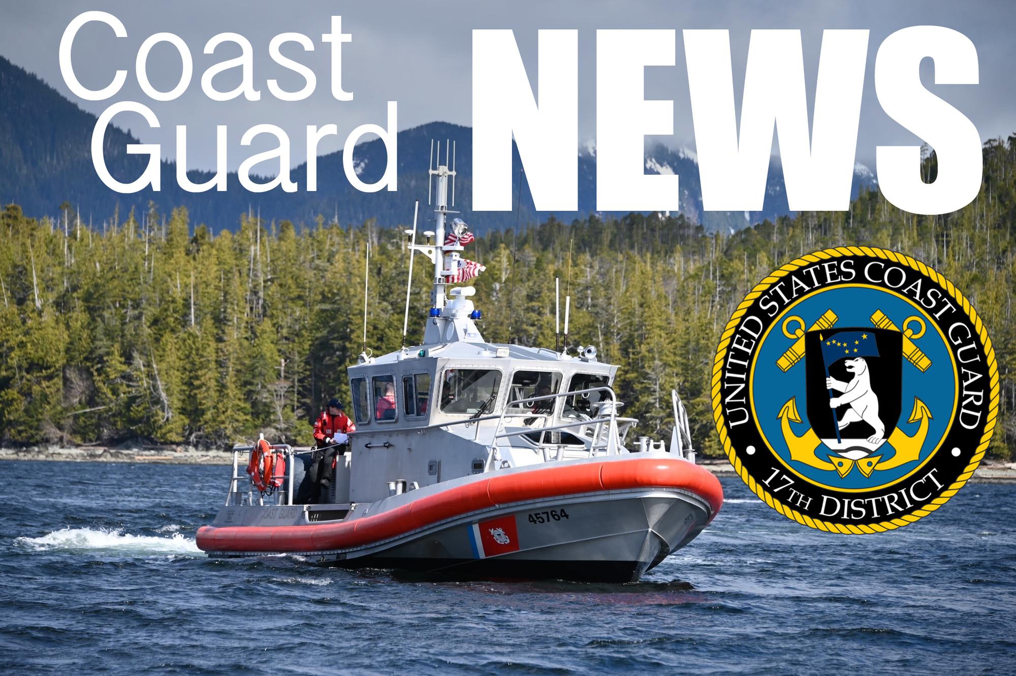 Coast Guard Response Boat-Medium