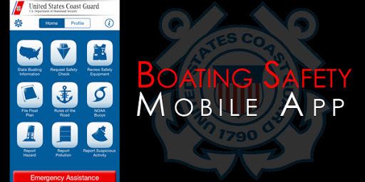 U.S. Coast Guard Boating Safety Mobile App