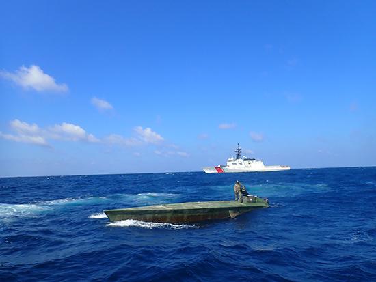 Bertholf semi-submersible
