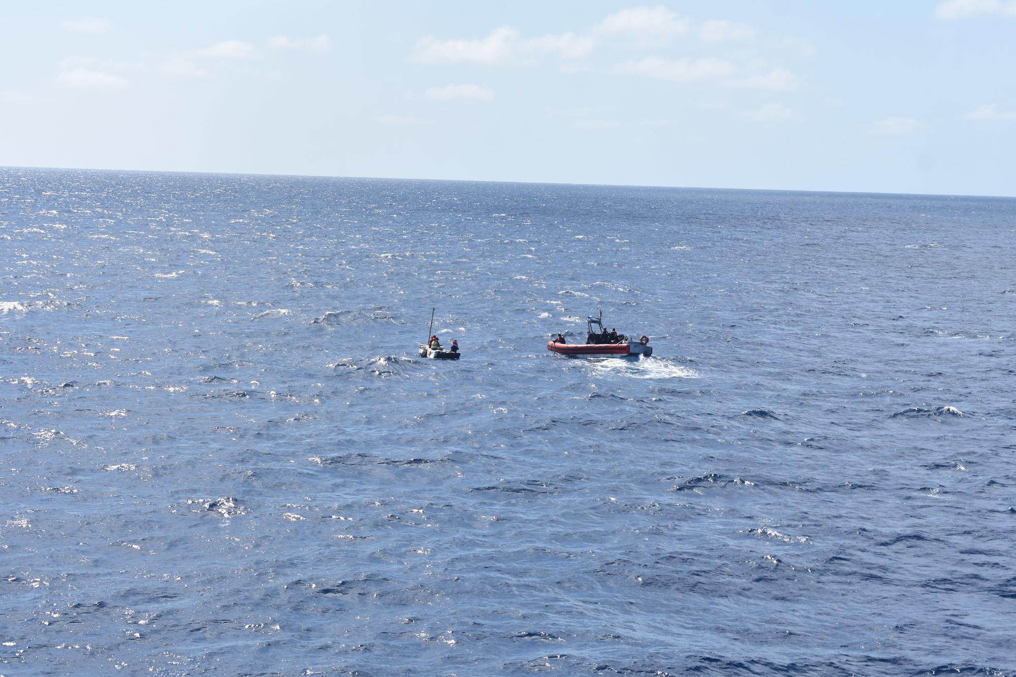 Coast Guard repatriates 3 migrants to Cuba