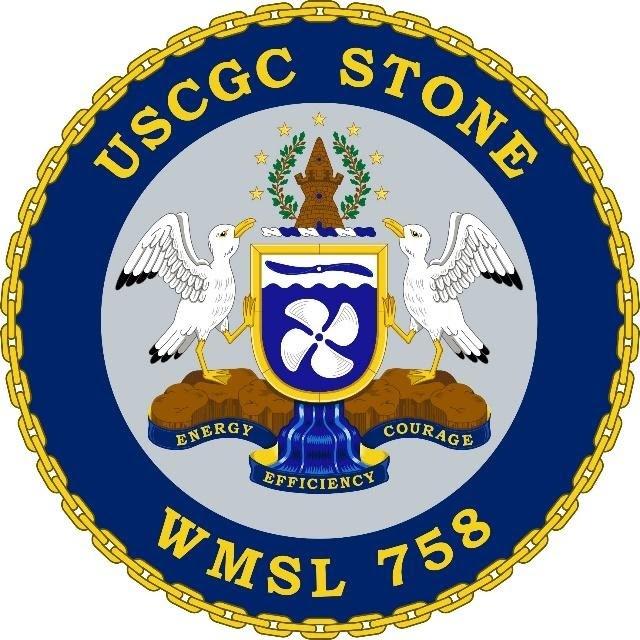 USCGC Stone Logo