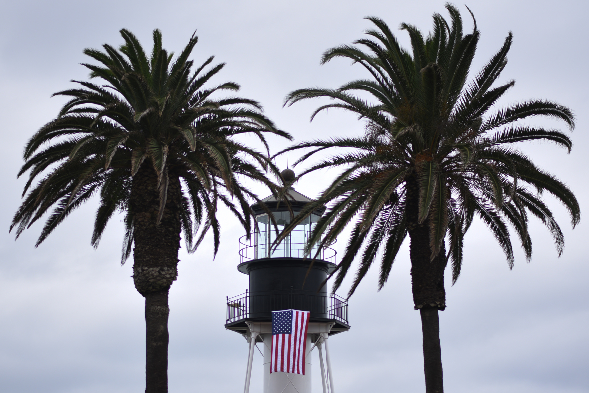 Coast Guard holds lighthouse rededication ceremony in San Diego