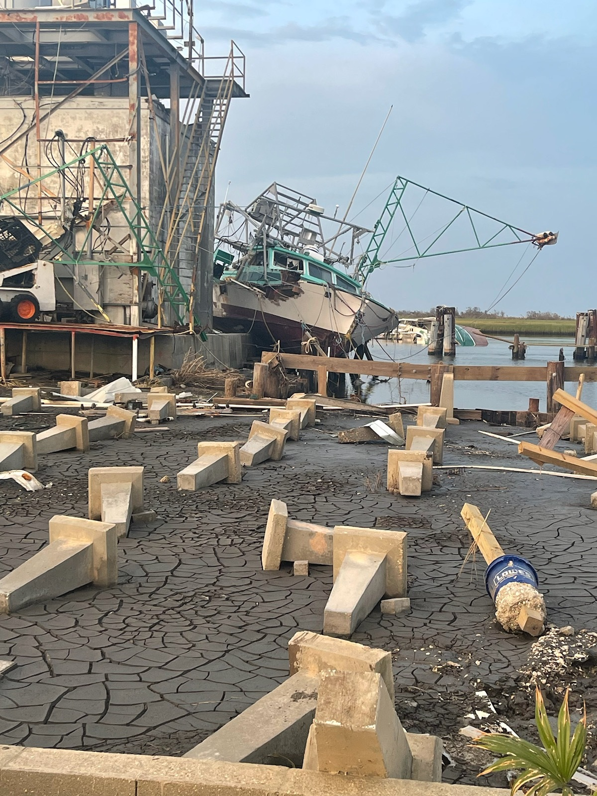 Destroyed Fishing Vessels