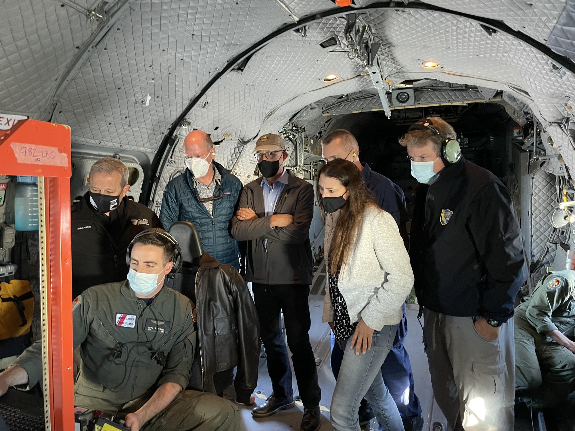 C-27 inside