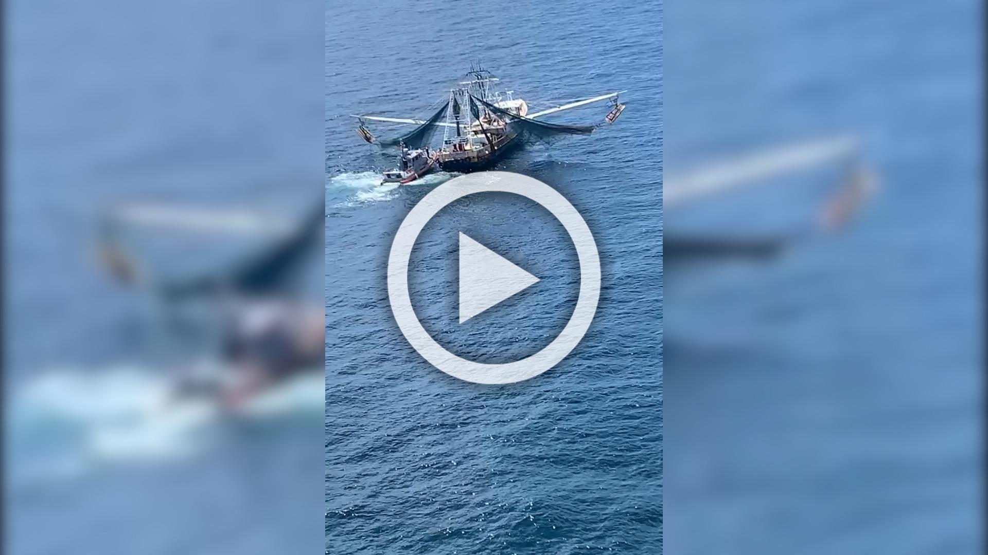 Coast Guard Medevac Video