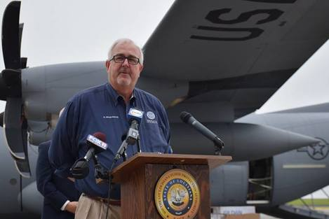 FEMA Administrator Craig Fugate participates in Hurricane Awareness Tour