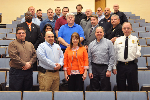 FEMA Basic Academy graduates group photo