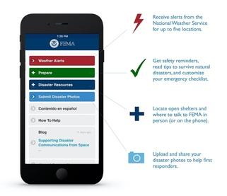 FEMA App Graphic