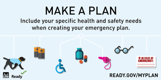 Make an Emergency Plan
