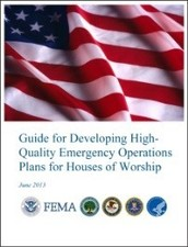 Guide for Developing High Quality Emergency Operations Plans for Houses of Worship