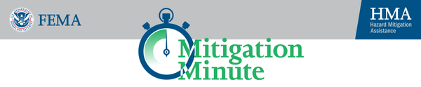 FEMA Mitigation Minute
