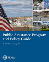 FEMA Public Assistance Program and Policy Guidance