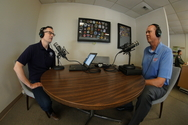 Recording of the FEMA podcast episode.