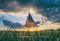 September 11 National Day of Service and Remembrance