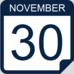 November 30