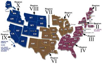 FEMA Regional Continuity Coordination