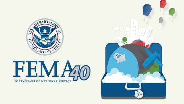 FEMA 40th Anniversary