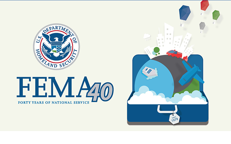 FEMA 40 Forty Years of National Service