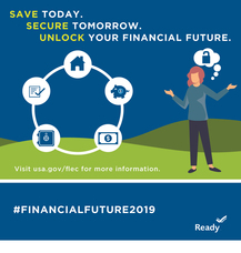 Save Today. Secure Tomorrow. Unlock Your Financial Future.