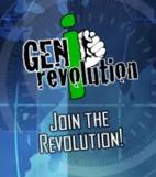 Gen i Revolution: Join the Revolution logo