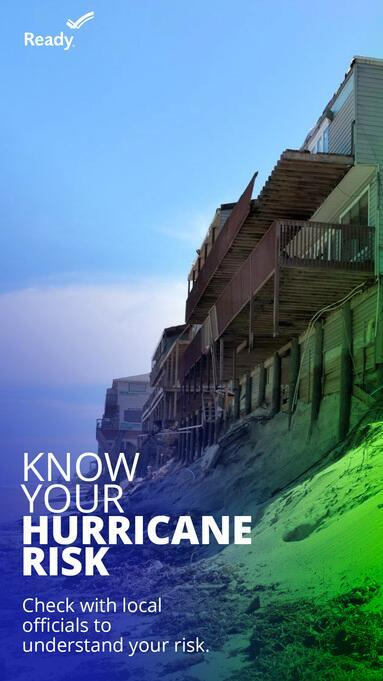 Know your hurricane risk