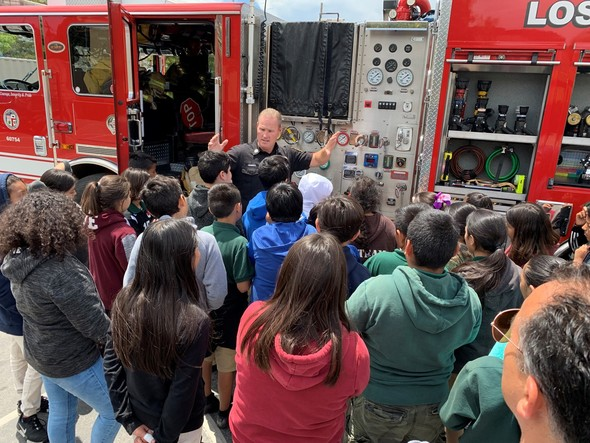 Fire Prevention and Safety Grant
