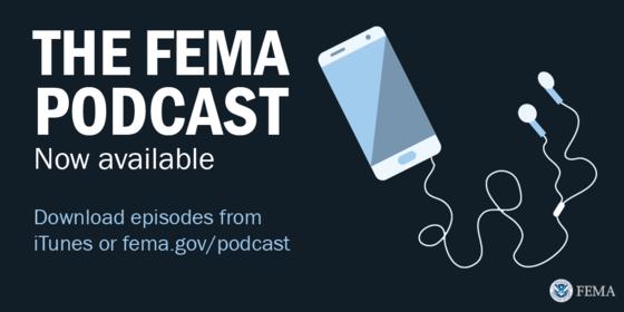 FEMA Podcast