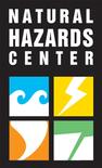 Natural Hazards Center Logo
