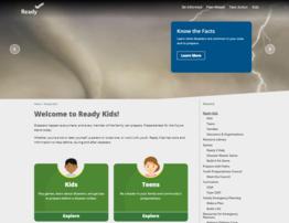 Ready Kids Homepage