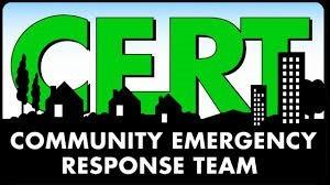 Community Emergency Response Team (CERT) Logo
