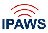 IPAWS Blue Text Logo Small 1