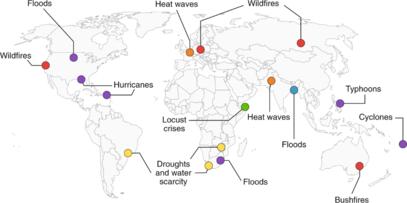 Compound Climate Risks
