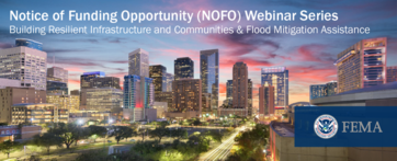 8.4.20 Ebrief - Notice of Funding Opportunity (NOFO) Webinars
