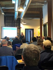 FEMA conducted in-person pilot OPEN class in Region I (Lowell, MA).