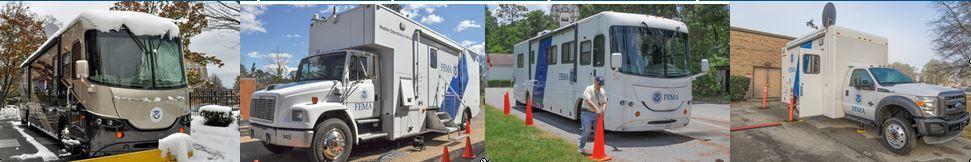 FEMA Vehicles