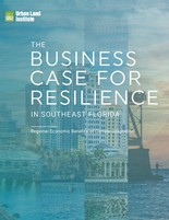 New ULI report on the business case for resilience in Florida