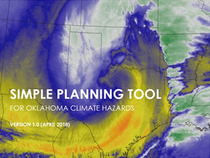 simple planning tool for Oklahoma Climate Hazards