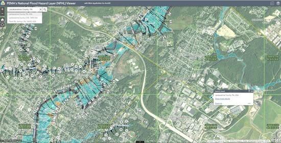 FEMA National Flood Hazard Layer