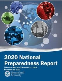 FEMA 2020 National Preparedness Report Cover