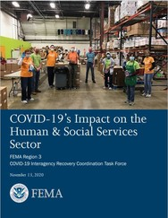 COVID-19 Impact on Human and Social Services Sector