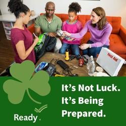 It's Not Luck.