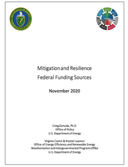 Mitigation and Resilience