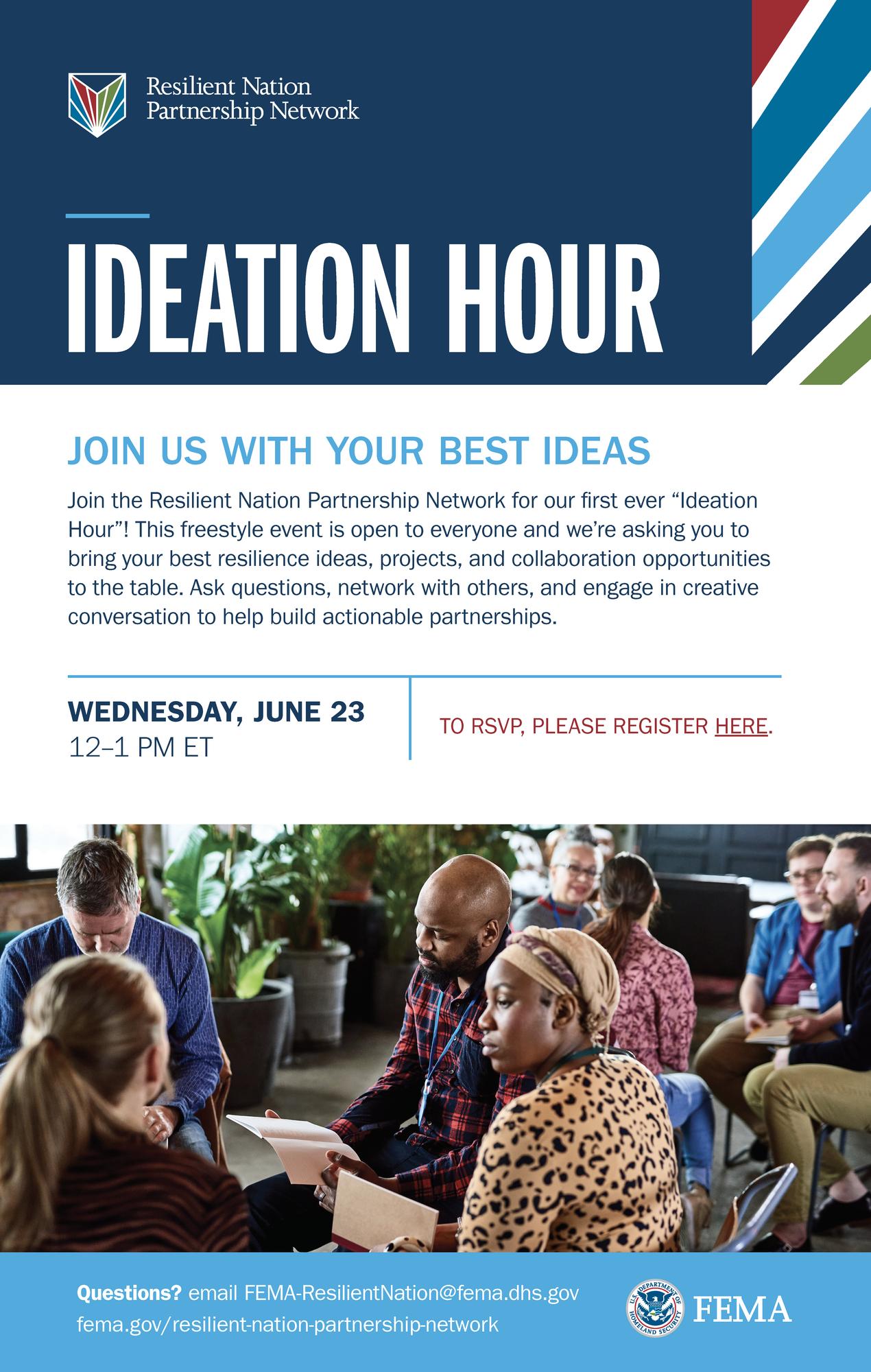 RNPN June Ideation Hour