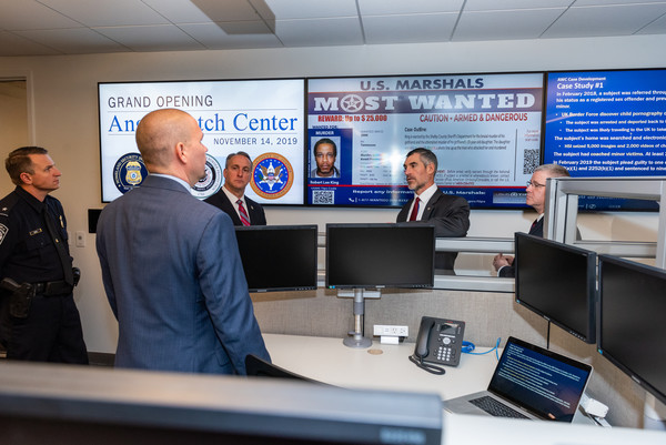 ICE HSI opens Angel Watch Center to combat child sex tourism, announces FY19 child exploitation investigative results