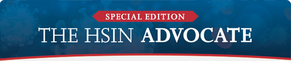 Special Edition: The HSIN Advocate