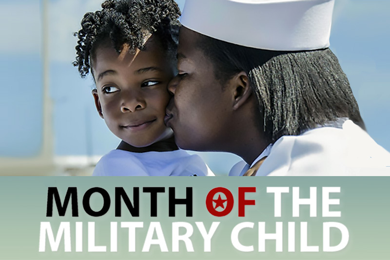 Special Report: Month of the Military Child
