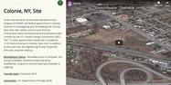 Colonie NY Storymap Screenshot