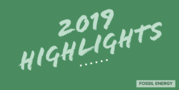2019 Highlights Banner