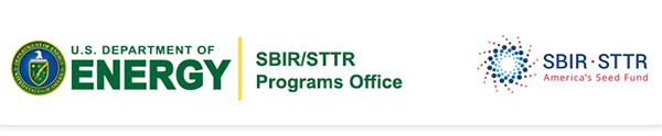 DOE SBIR/STTR Header