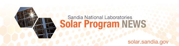 Solar Program Header